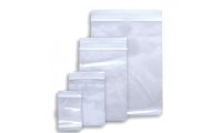 Polythene resealable grip-seal bags